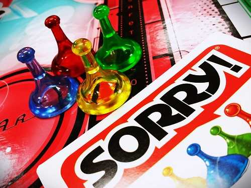 sorry board game online free